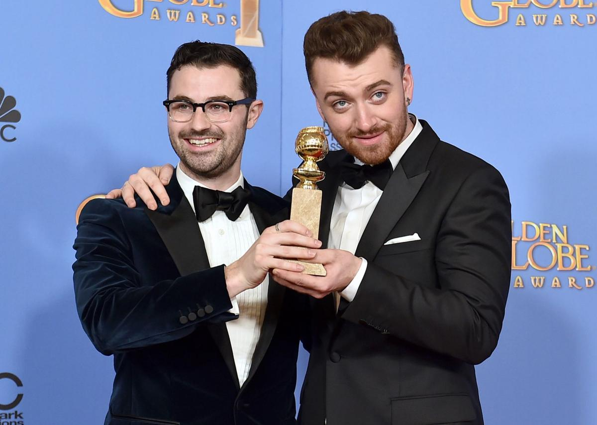 From Grammys to Oscars, Sam Smith reaching new heights