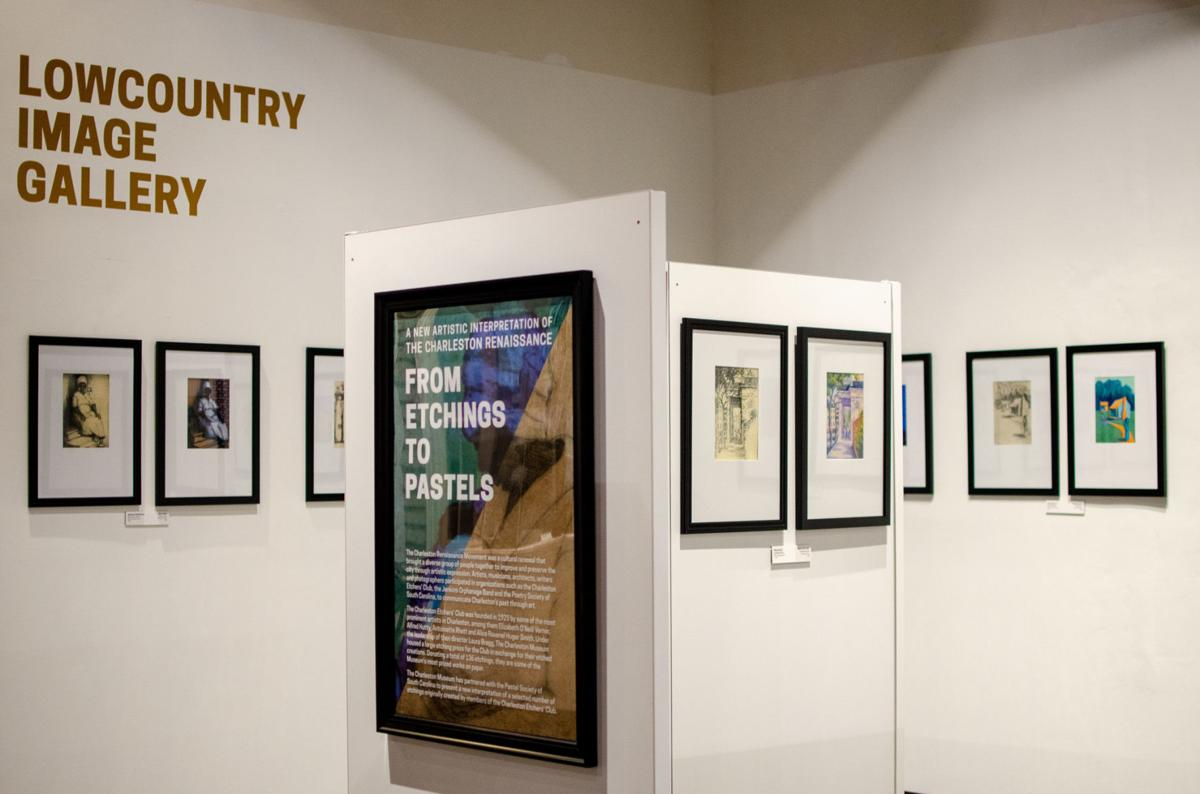 Museum opens with virtual exhibit of 'Etchings to Pastels'