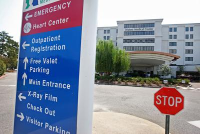 Man threatening suicide on roof of Trident Medical Center taken to hospital