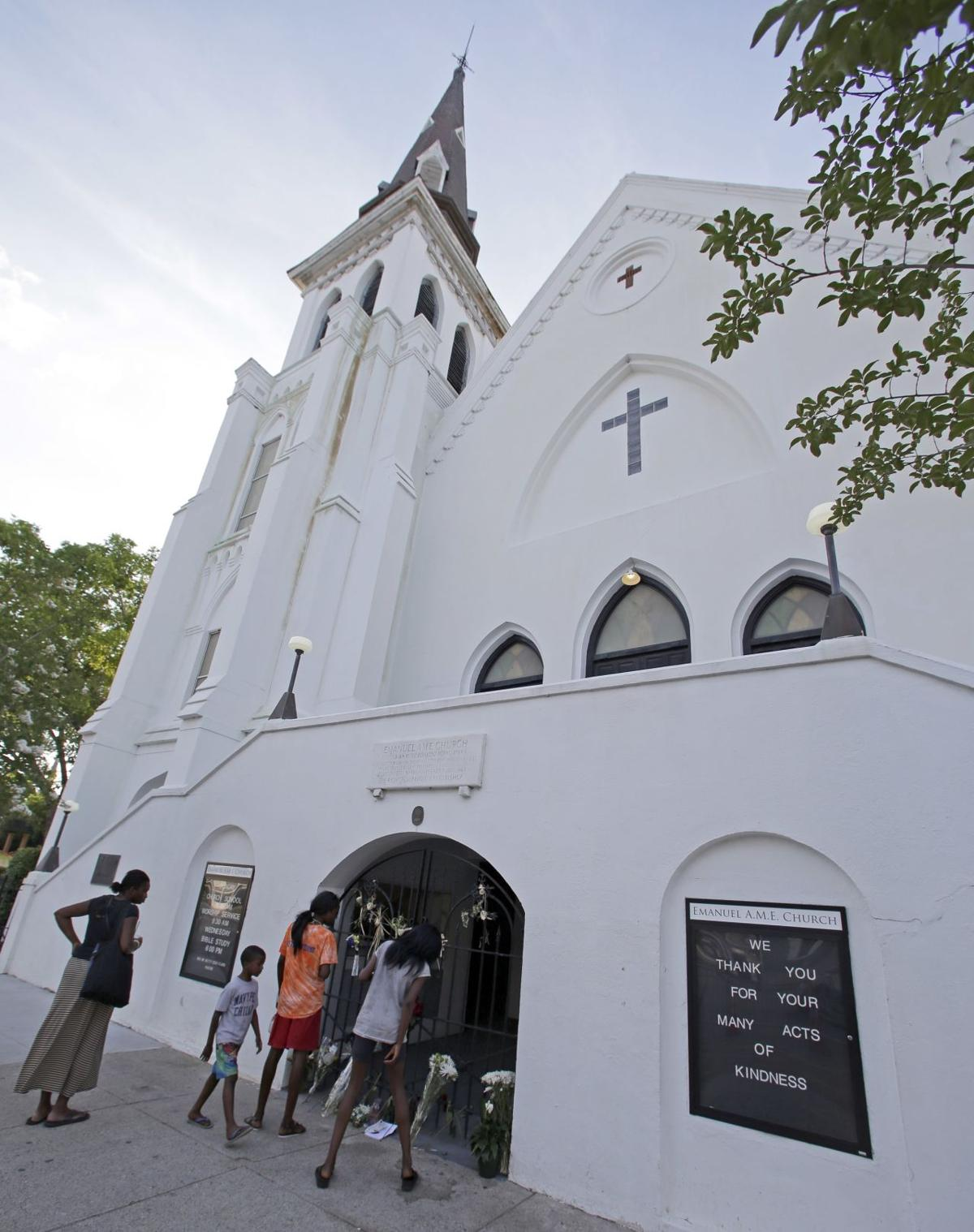 Polite rites will not absolve Charleston of lingering wrongs