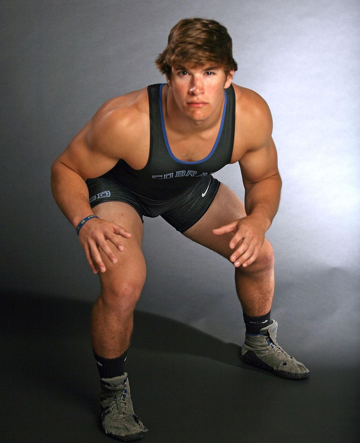 Cane Bay's Rudy repeats as wrestler of the year