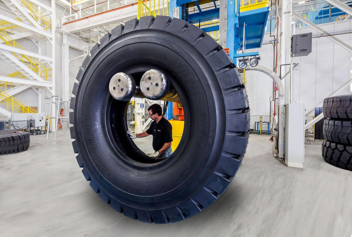 Evonik invests in Berkeley German tire industry supplier plans to build second U.S. facility in Lowcountry, creating up to 55 jobs