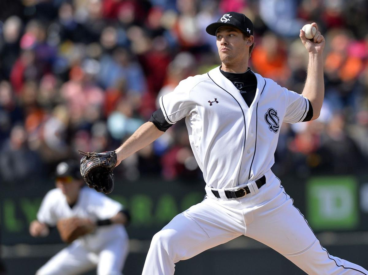 Wynkoop top USC player in MLB draft projection