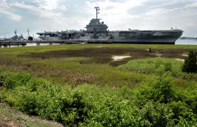 Real estate project at Patriots Point could top $300 million
