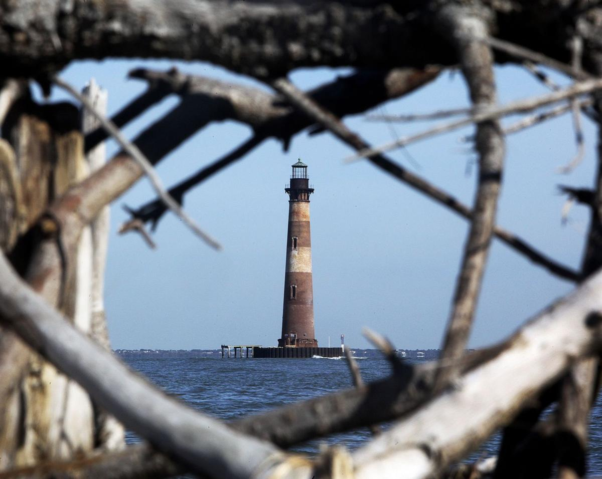 'We're not there yet' Taking baby steps to restore Morris Island LightLeaning light spared from pounding surfShoring up the light130-year-old Morris Island Lighthouse now 'will be there twice that long'