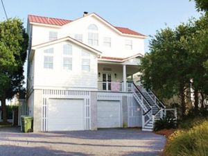 220 Charleston Blvd. — Upscale Isle of Palms house casual enough for vacation rental