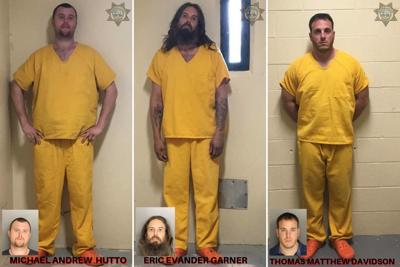 All 3 inmates who escaped from overcrowded Berkeley County detention