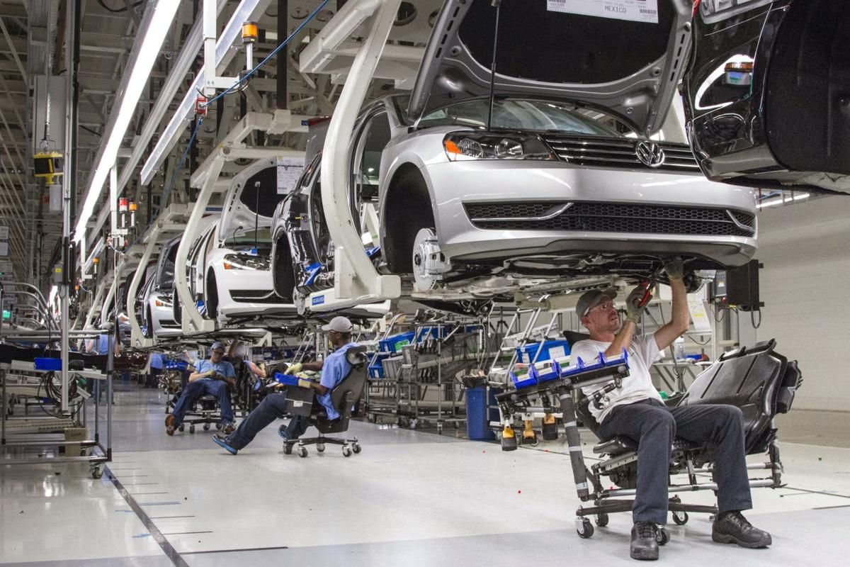 VW: 'Nothing has changed' at Tennessee plant despite scandal