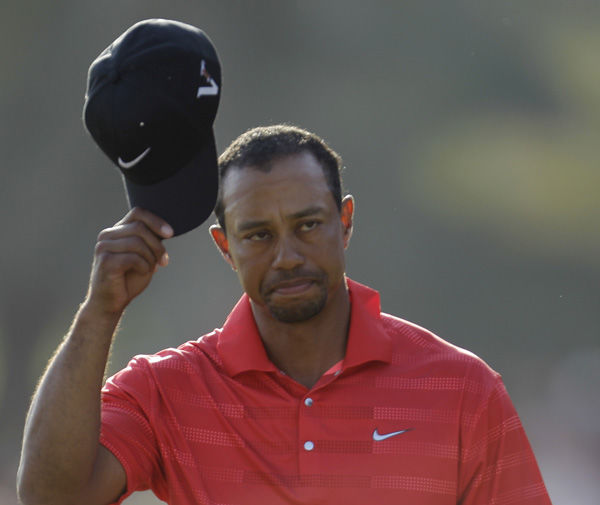 Woods needs to teach himself how to win again