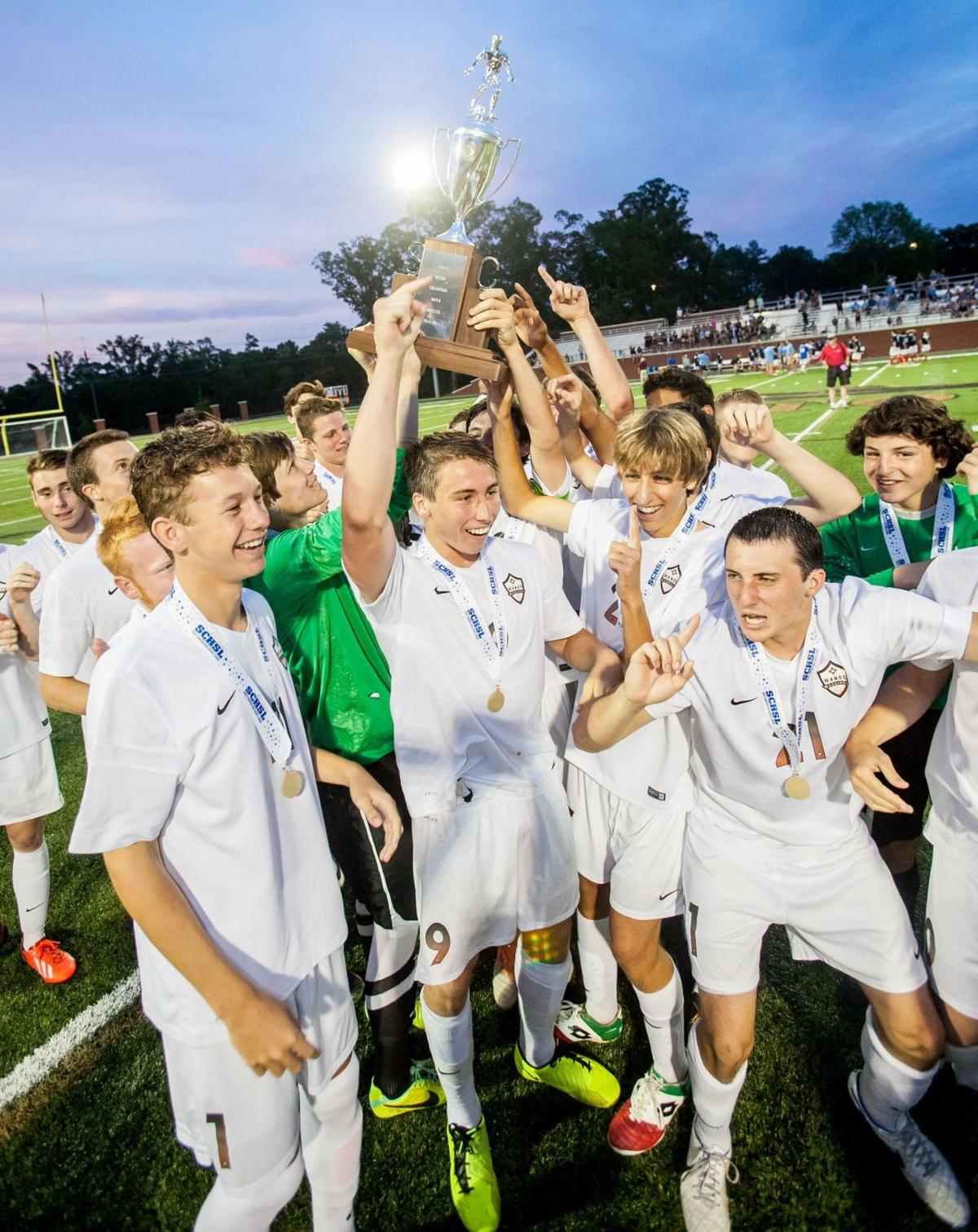 Wando wins third title in four years