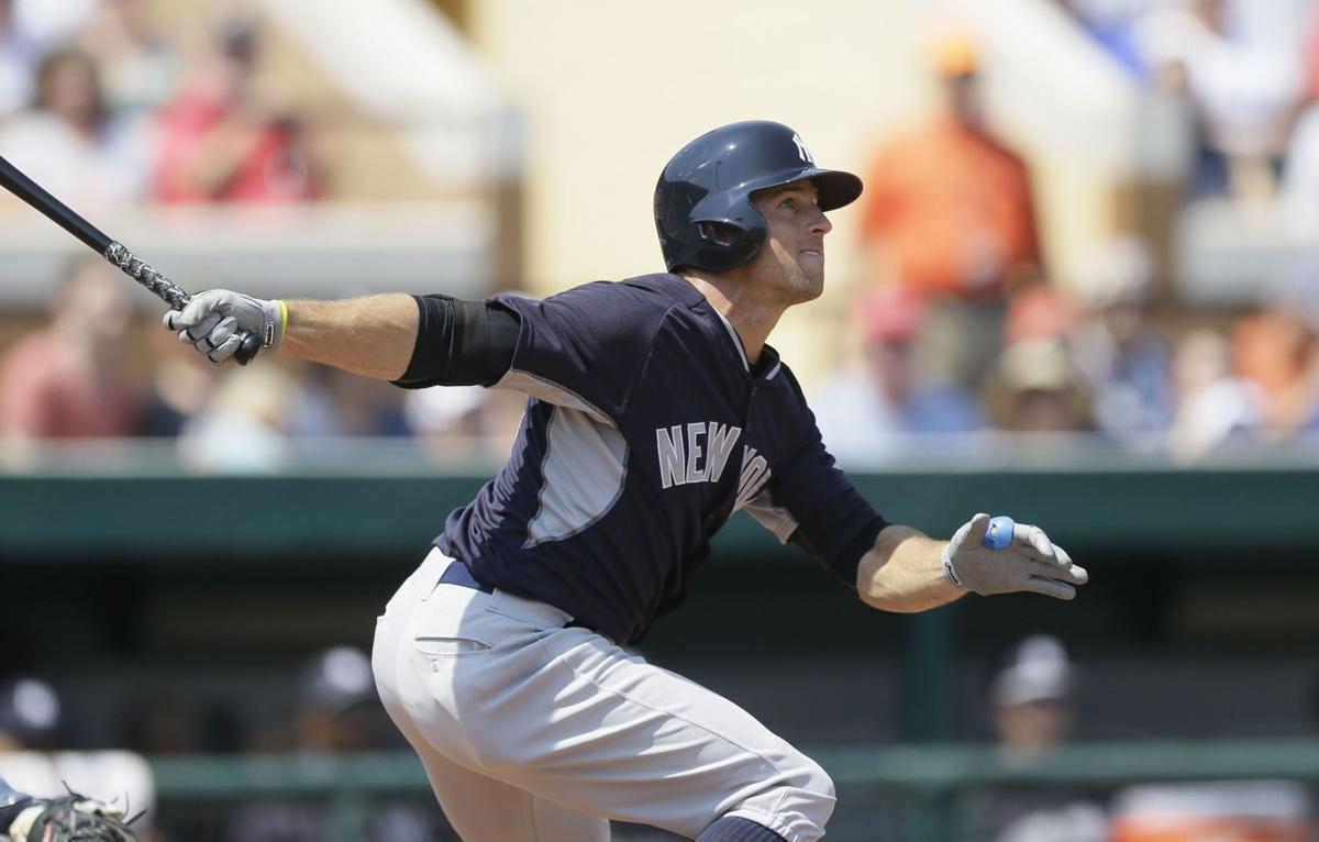 Yankees' Brett Gardner, former College of Charleston star, named American League Player of the Week