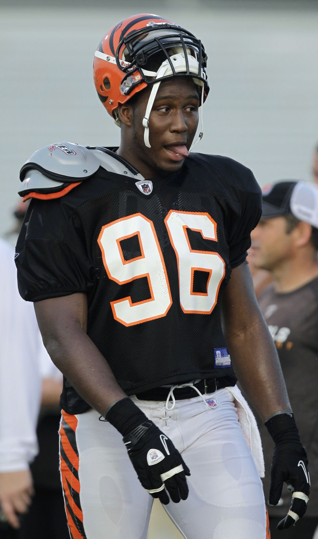 One-on-One with Carlos Dunlap