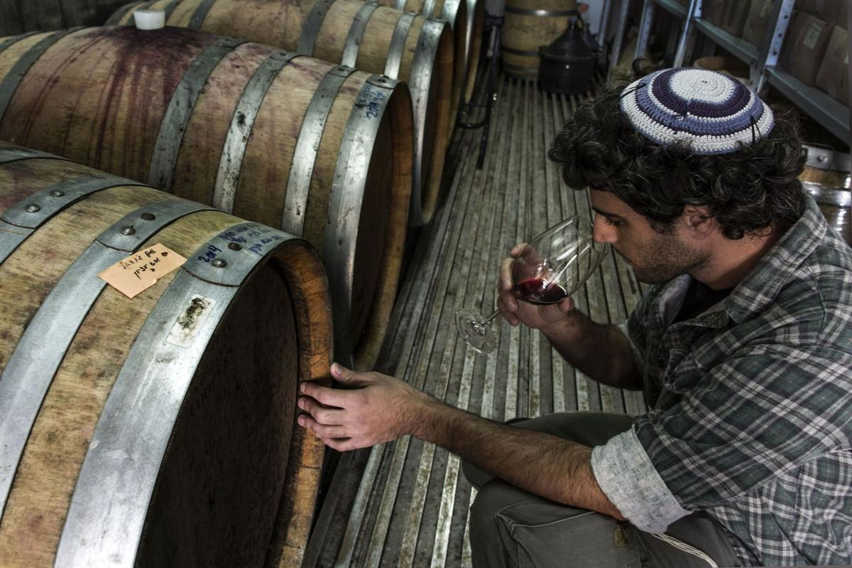 Israel aims to recreate wine drunk by King David and Jesus