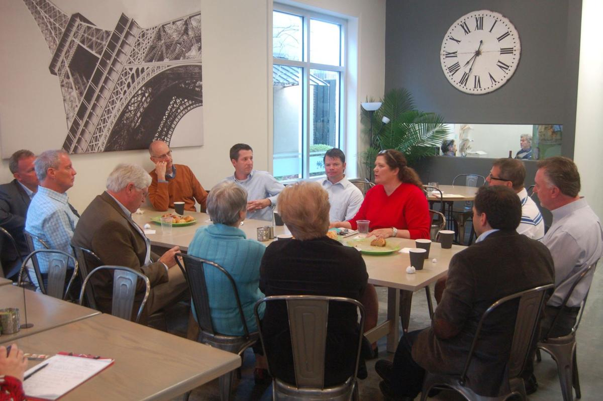 Mount Pleasant residents offered several chances to meet with top town officials