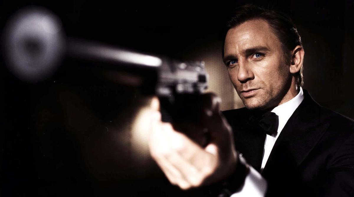 All about Bond, James Bond