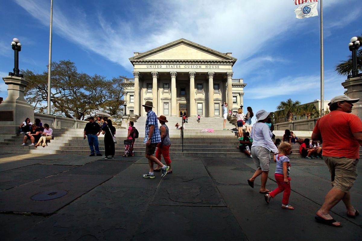 Save Charleston's cultural character from excessive tourism