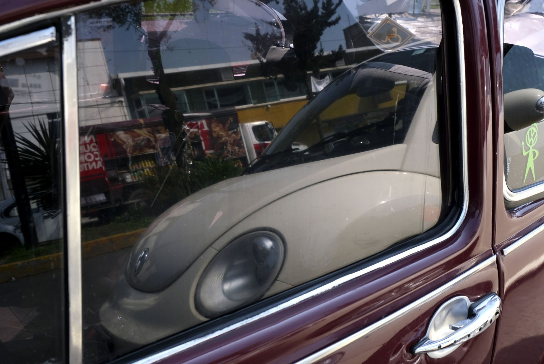 Mirror rearview exposition Eagle Spirit left or right