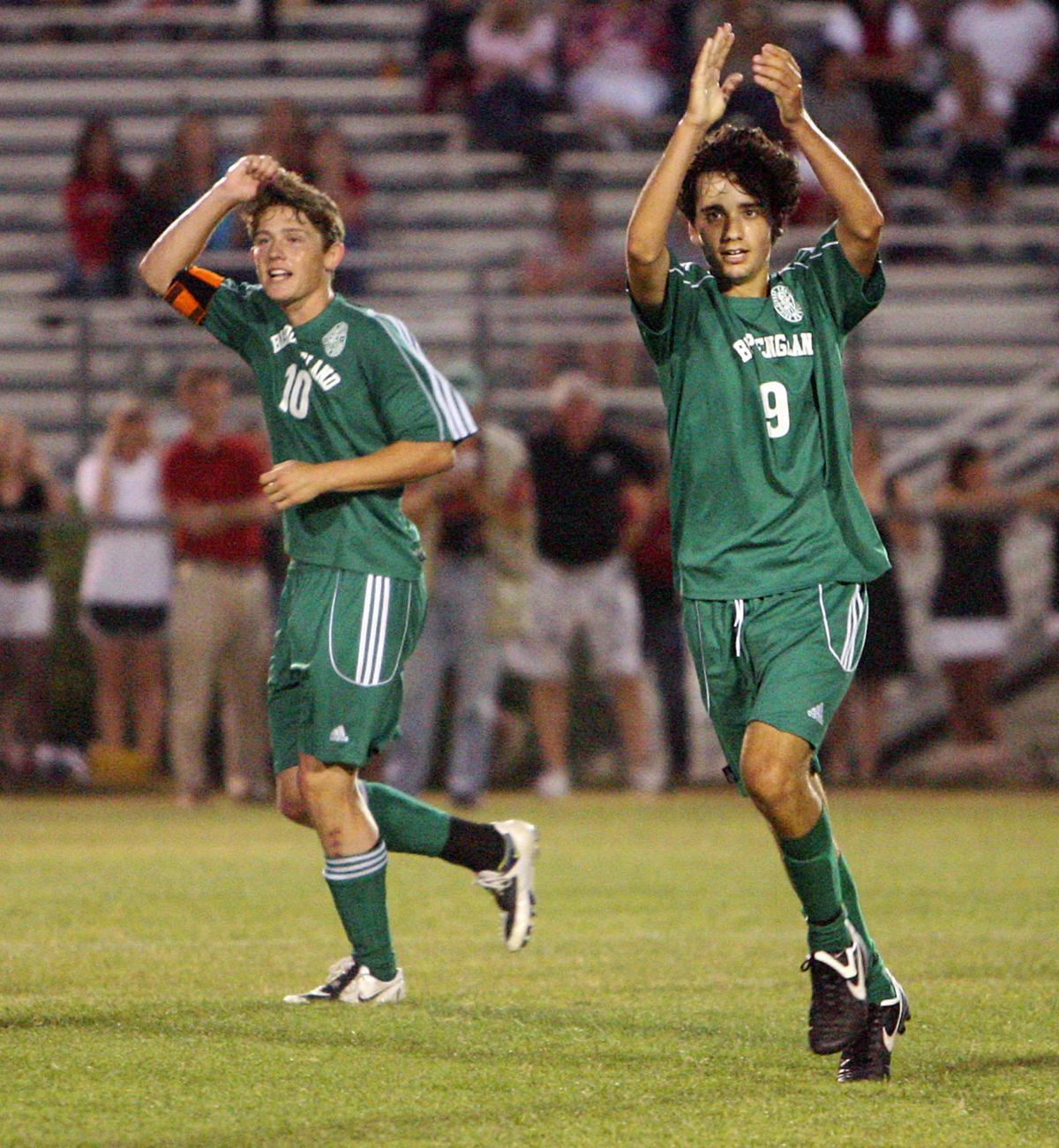 Bishop England Soccer Wins Lower State