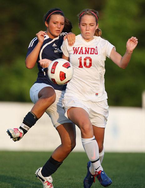 Wando girls to again battle Mauldin for championship