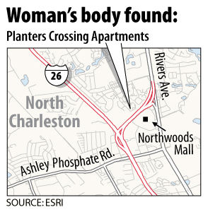 Police find woman dead in N. Charleston apartment