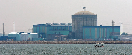 Nuclear plants hit milestone