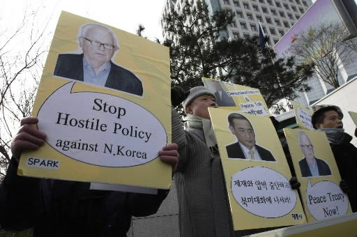 US envoy in Asia seeks to calm Koreas after attack