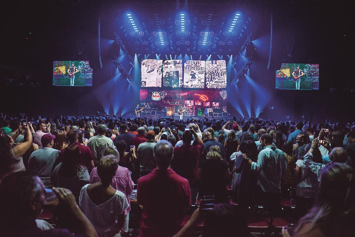 Hootie & the Blowfish at Colonial Life Arena 2020