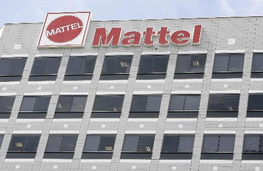 Mattel defends timing of toy recalls