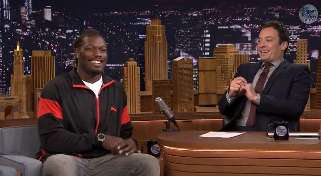 Going to buy a house for his mother, Jadeveon Clowney tells Jimmy Fallon