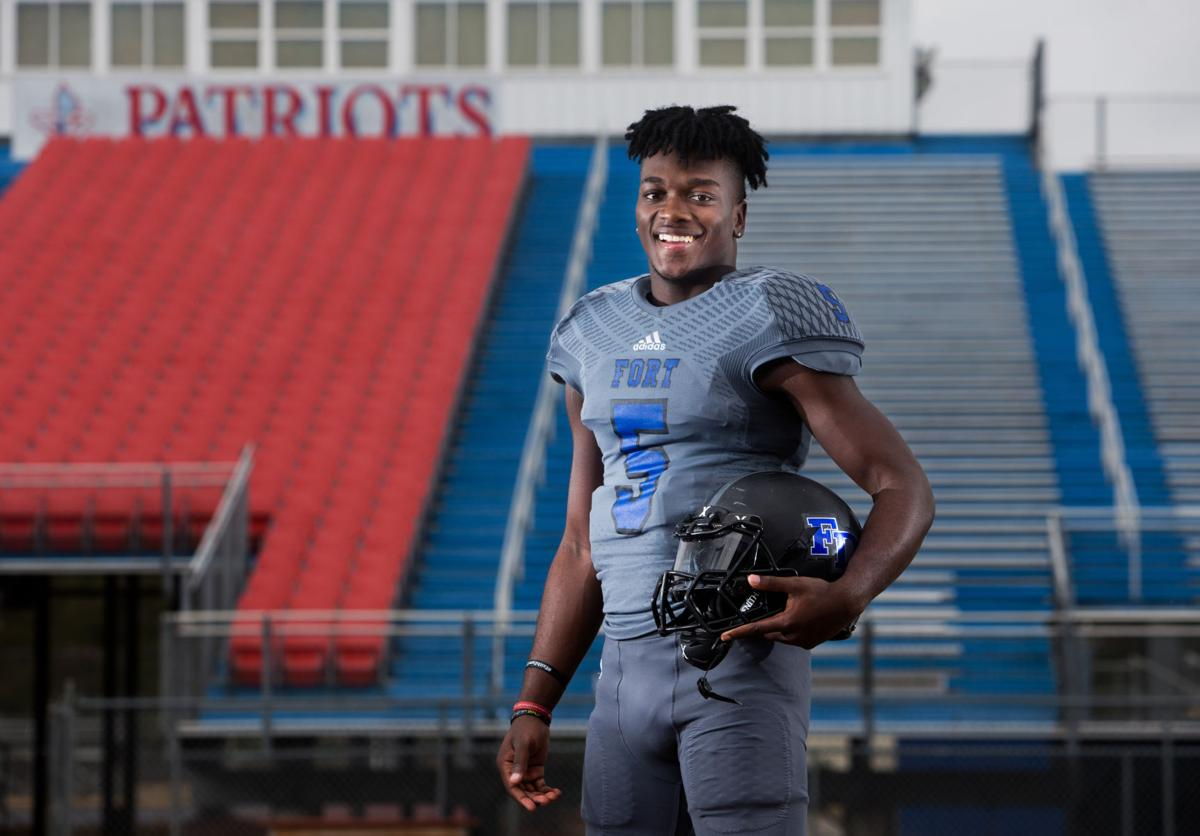 Fort Dorchester's Dakereon Joyner is All-Lowcountry ...