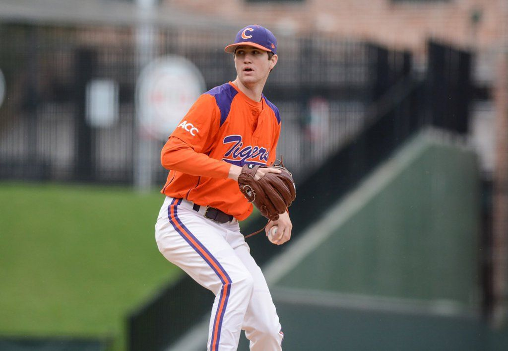 Clemson announces weekend rotation; Charlie Barnes gets the ball Opening Day