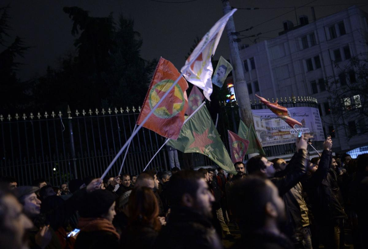 Give Kurds a fighting chance