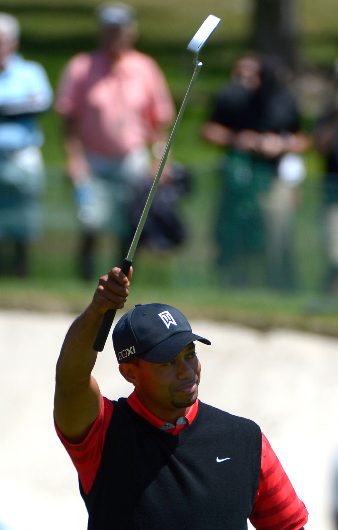 Tiger Woods back on top with win at Bay Hill
