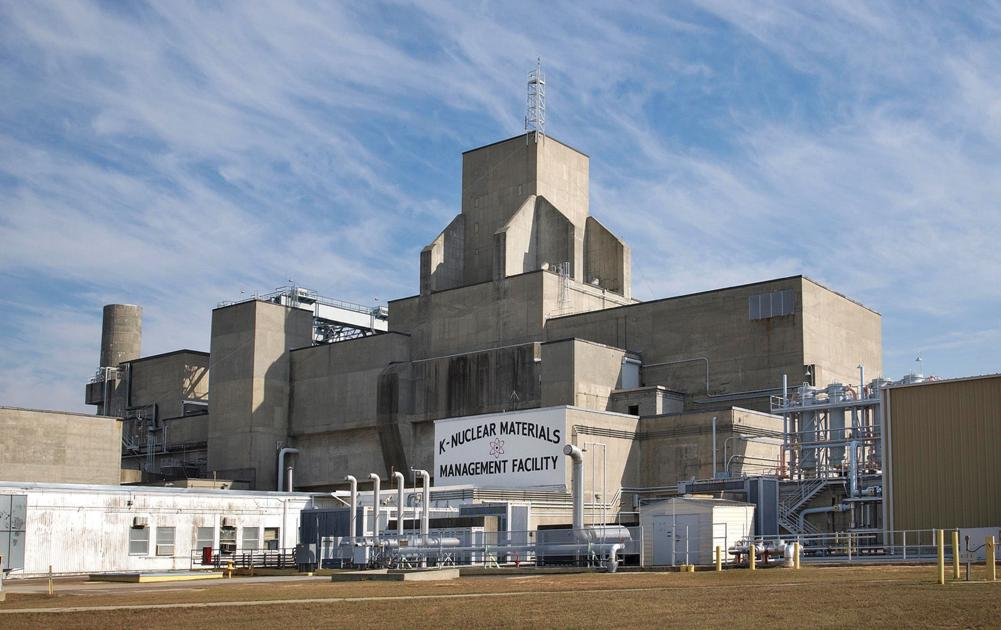 SC officials press for $200 million fines against Energy Department over nuclear waste