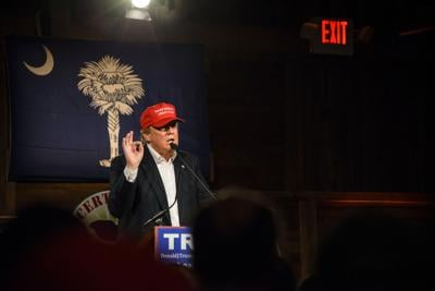 Trump 2016 Gilbert