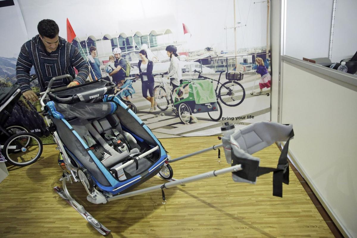 Need some baby gear? Tips from the NY show