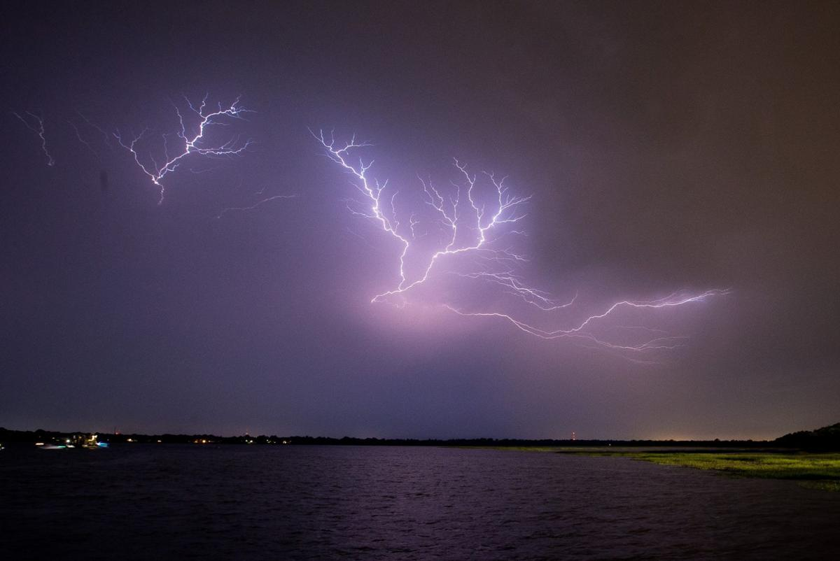 Charleston lightning
