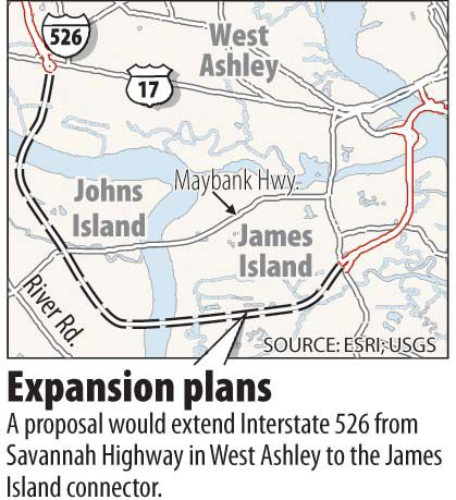 Johns Island residents also turn out big for I-526 hearing