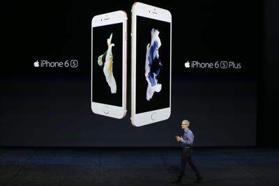 Apple unveils latest gadgets (copy)