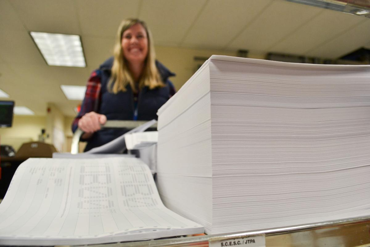 Unemployment papers
