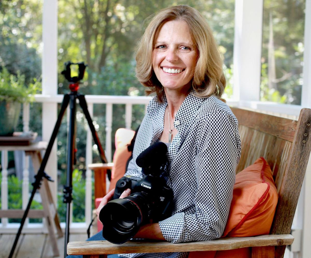 Wide-angle S toryteller Videographer Liz Oakley goes out on her own with new production company