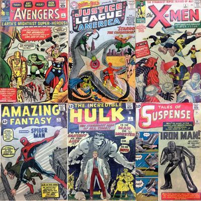 USC comics