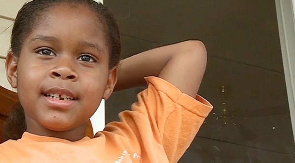 Police handcuff Georgia kindergartner for tantrum