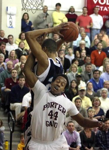 Porter Gaud-Pinewood Prep Basketball