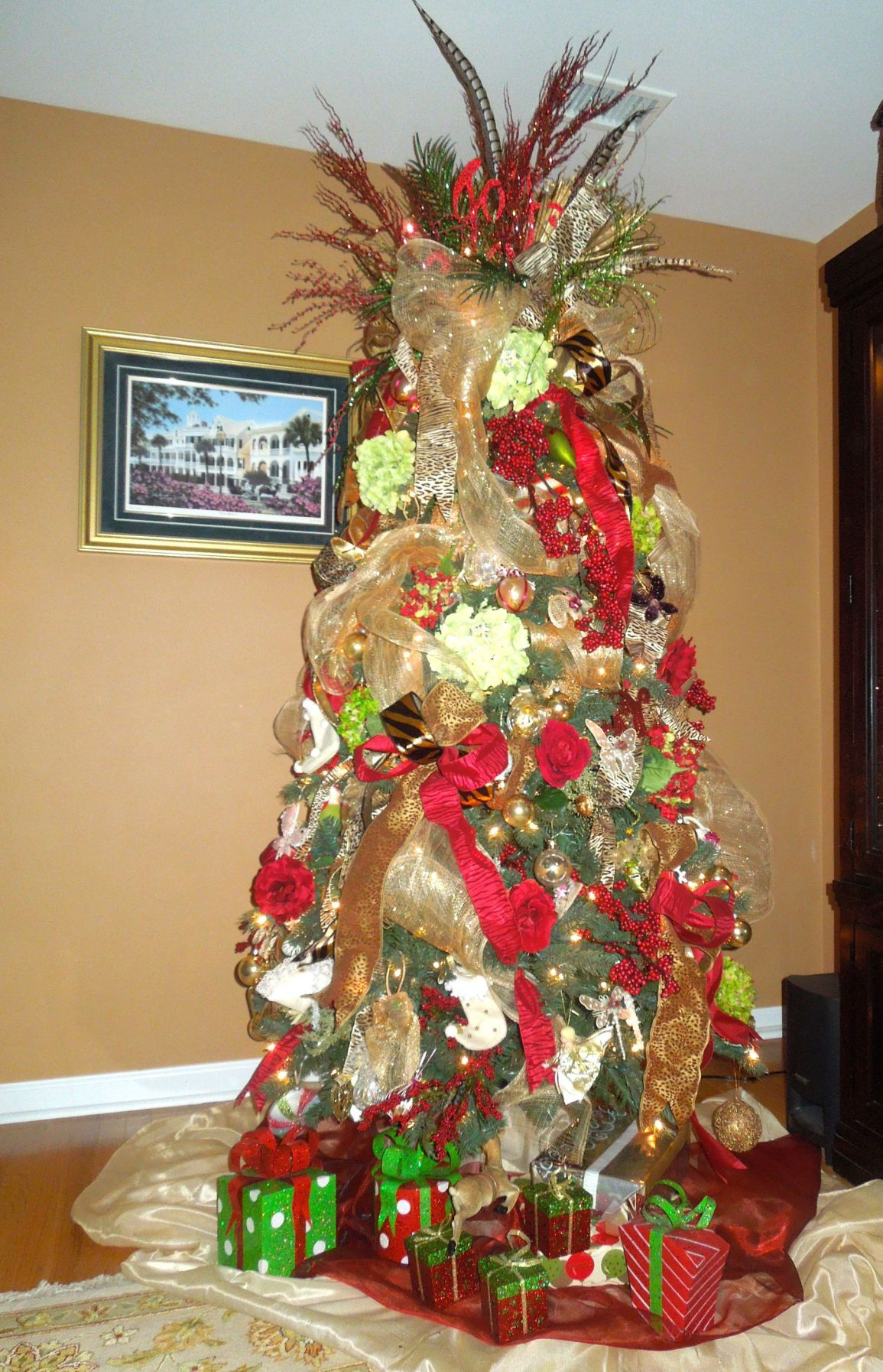 Lowcountry Christmas Trees