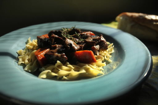 Slow cooker ideal for season's dishes