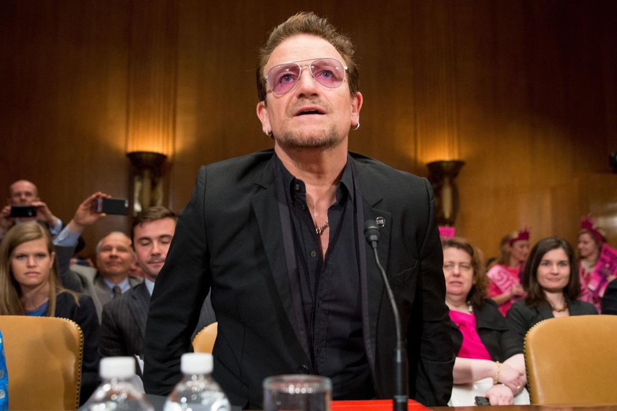 Rocker Bono: Graham 'one funny sucker' who can 'get stuff done for world's poor'