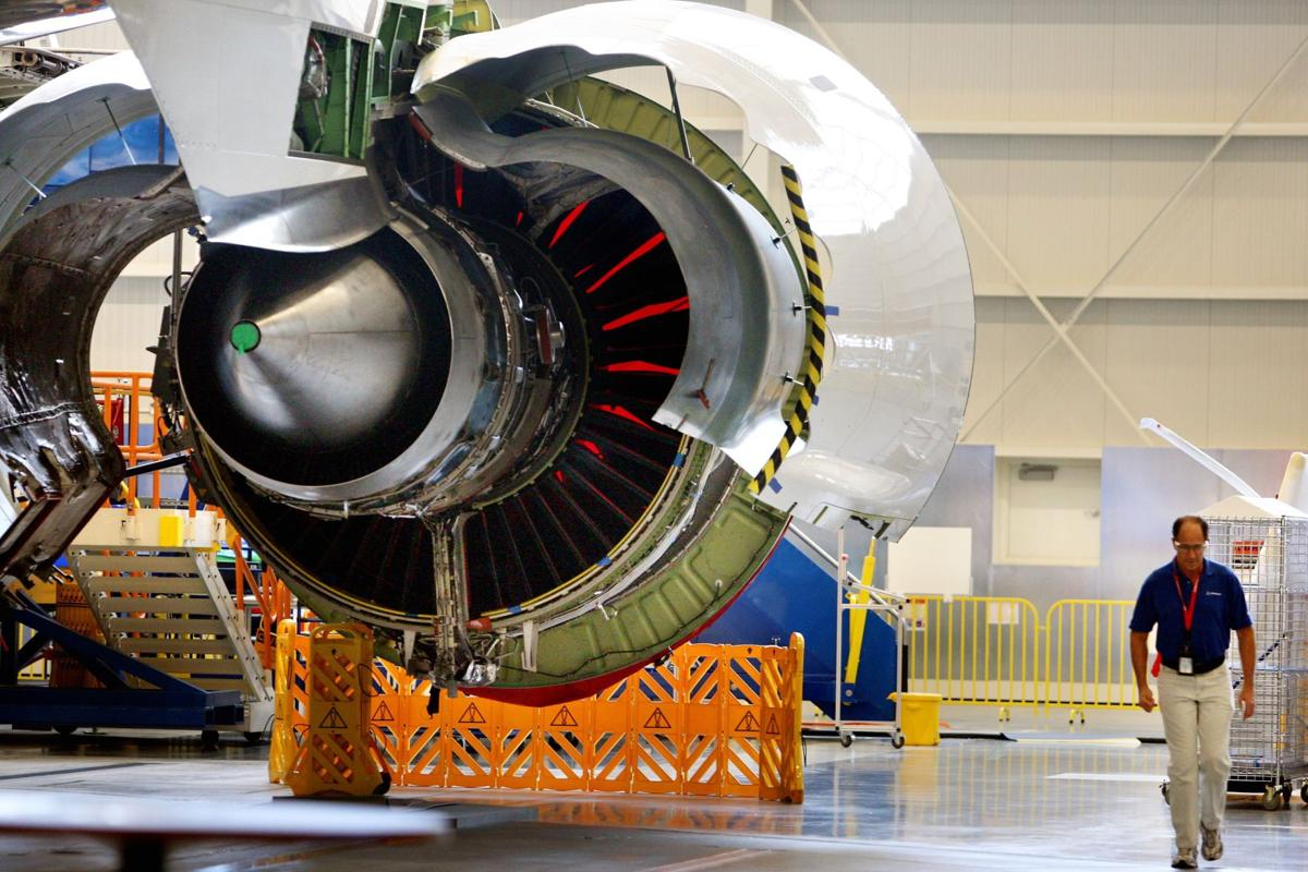 FAA orders engine checks 787s powered by the GEnx