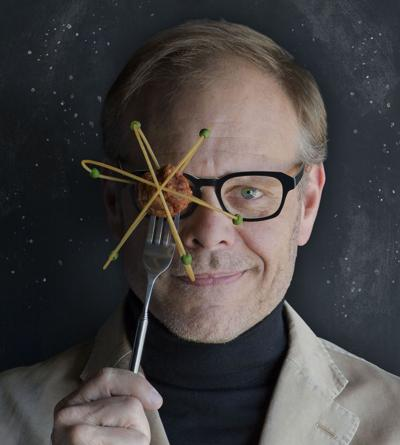 'Eat Your Science' Mad food scientist and celebrity Alton Brown launching live tour in Charleston