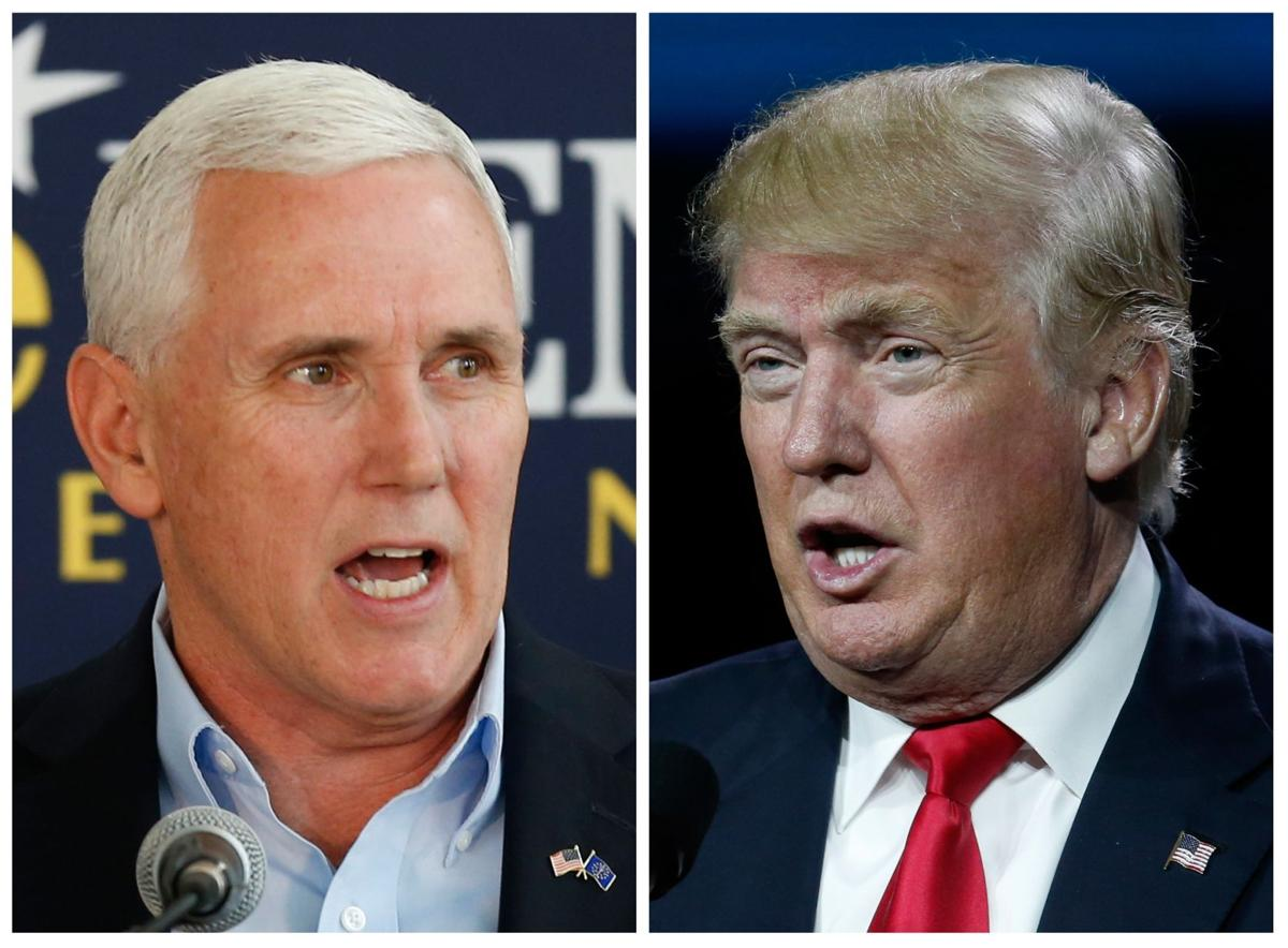 Trump's campaign signals he will pick Mike Pence as running mate